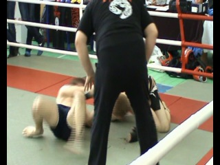 БК Росомаха (Mixfight) - Алексей Капутин от 04.03.2012
