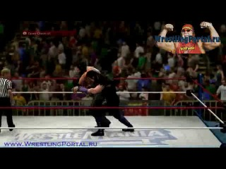 www.WrestlinPortal.ru - WWE 2K14 Прохождение 30 years of wrestlemania 6