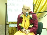 2013 02 03 Воскр.программа - Е.С.Бхактиведанта Садху Свами махарадж.