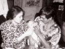 Мои любимые мамочка и папочка*С 20-ой годовщиной свадьбы*Я вас очень люблю*