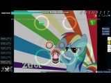 osu! Renard - Rainbow Dash Likes Girls (Stay Gay Pony Girl) + HT
