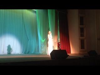Мочаева Анна-Чарiвна скрипка