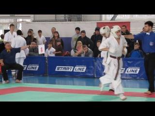 Кузьмин Александр VS Прохоренко Михаил 16-17 до 70 кг