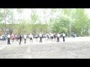 Последний звонок 2013Подарок учителям Флэшмоб от школы №14!