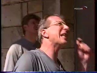 Форт Боярд. 1 игра из 8 (телеканал Россия, 7 сентября 2002 года).
