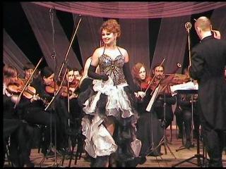 Элеонора Джулик - Карамболина (Из оперетты