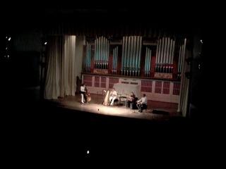 Ализбар и его флейта любви в Донецке. 28.09.2013