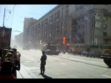 Репетиция парада 07.05.13, 1-я Тверская-Ямская