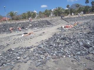 Канары,черные пляжи Тенерифе,часть первая - сомнение...)))