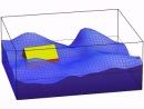 Численное решение волнового уравнения и системы уравнений Лагранжа II рода
