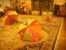 Танец с зонтиками ( старшая группа)