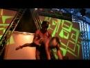 Стриптиз шоу 18+ - Пак 1, видео 17 (Marcello Bravo & Hally Thomas - Kamasutra, Villach 2010)