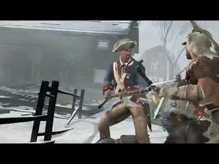 Трейлер Сила Волка Assassin's Creed III The Tyranny of King Washington
