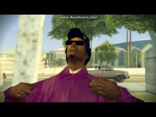 Eazy-E ft. 2Pac (работа фанатов из гта самп samp)