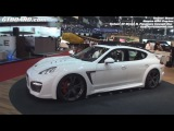 Techart Geneva 2010- Panamera, GT Street R, 997 Turbo Targa Mk II and more