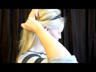 Katrina made the hair model description ( Video HD )