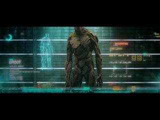 Стражи галактики — Новый русский трейлер (HD) MARVEL