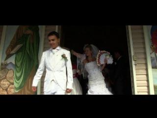 Видео краткий просмотр свадьбы - Юрий Завар [kinocompany]