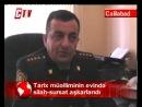 Cəlilabadda tarix müəlliminin evində silah-sursat aşkarlandı