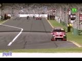 McLaren MP4-23 vs V8 Supercars vs Mercedes C63 AMG - GP Australia 2011