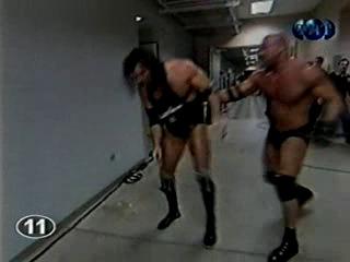 WCW NITRO 29.11.1999 - Титаны Рестлинга на канале ТНТ / Николай Фоменко
