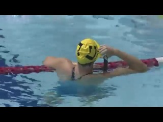 Mixed Medley 4x50m final FINA Swimming World Cup 2013 Tokyo