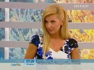 Виталий Кличко О Бое Владимира Кличко  Против Франческо Пьянеты .