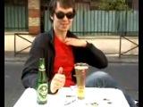 Вот что будет если в пиво добавить ментос