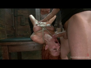 Mr. pete and veronica avluv [sexandsubmission.com / kink.com] (11 01 2014)