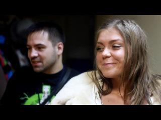 С тура-2012 приколы, в гримерке с Акулой)