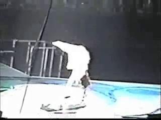 KAT-TUN - Kame fell down!