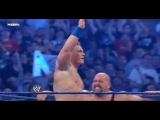 WrestleMania 25 - John Cena vs Big Show vs Edge