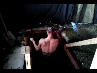 Н-Салда, купание в Крещение