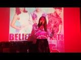 Beliebers Party. 13 04 14. Aleksa Belli