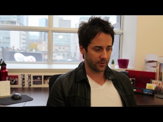 Niall Matter talks Primeval New World