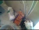 Мои работы...ванная комната до ремонта (часть 5)