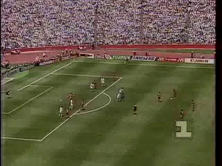 Чемпионат Мира 1994 - Все голы (русский комментарий вживую) (3 часть).