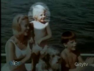 Реклама солнцезащитного крема coppertone. Первая роль Jodie Foster (1965)