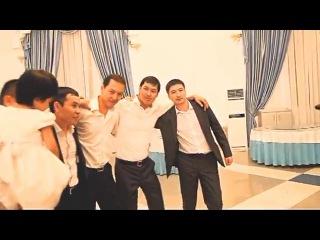 невеста красиво спела песню для жениха (Ерик Мадина 05.07.2013)