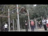 Сбор Workout в парке Северное Тушино.