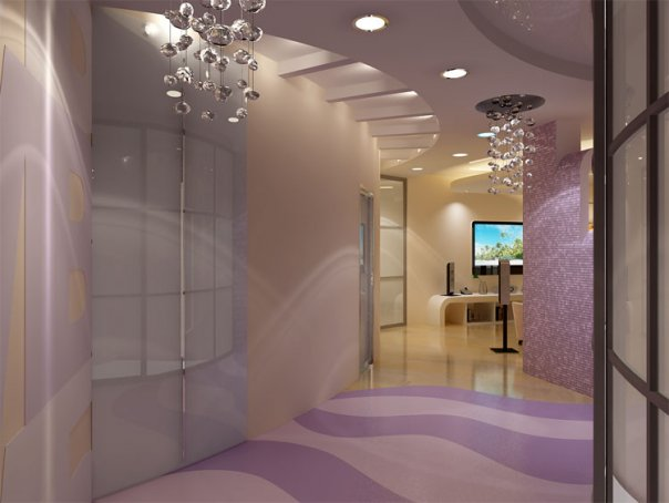 Дизайн интерьера прихожей в квартире.