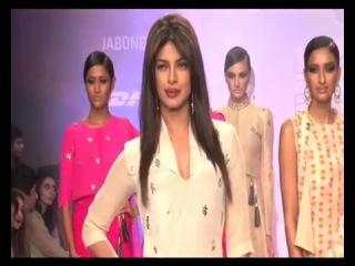 Priyanka dazzles on ramp for Neeta Lulla - IANS India Videos