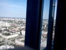 Екатеринбург с высоты 186 метров. 52 этаж Высоцкого