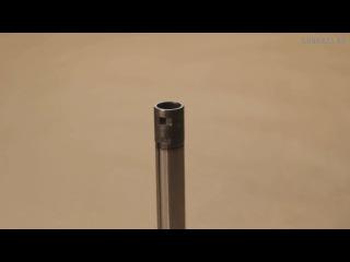 обзор винтовки Hatsan 125 подробная разборка, замена пружины