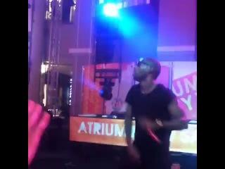 Tinie Tempah в Москве на Atrium Party Sale! 26 октября, суббота, ТЦ Атриум. Трек