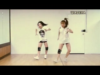 EXO_Growl 으르렁 Korean dance group WAVEYA Ari MiU cover