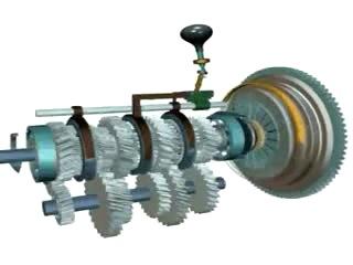 Видео о приципе работы механической коробки передач МКПП (MTM)