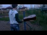 Убить гитару :)  гитарный минус Купите <a