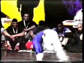 Bboy Gomby - Ultimate Bboy Session 1998
