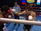 2009-11-28 Ruslan Provodnikov vs Vitor Hugo Castro (vacant WBO Inter-Continental light welterweight title)